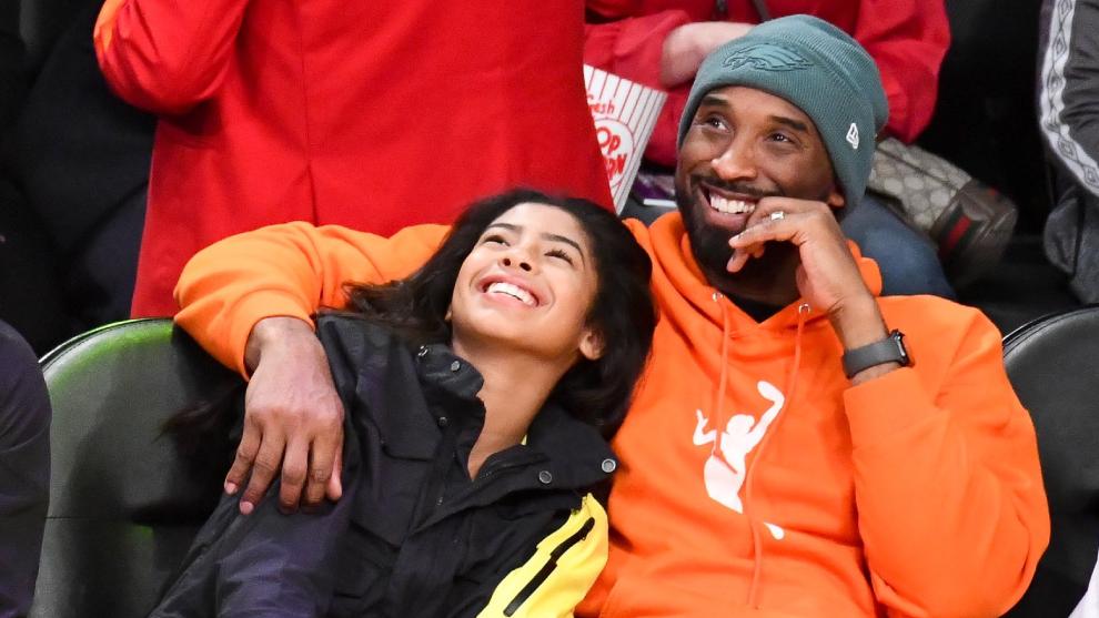 Lewis Hamilton envía mensaje a Kobe y Gianna Bryant