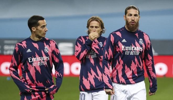 Renovacion Sergio Ramos Lucas Vazquez Modric Real Madrid