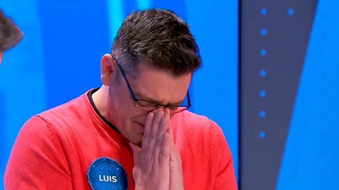 Luis de Lama - Pablo Díaz - Roberto Leasl - Pasapalabra - Antena 3