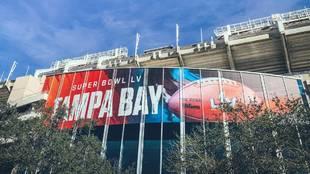 El Raymond James Stadium albergará el Super Bowl 2021