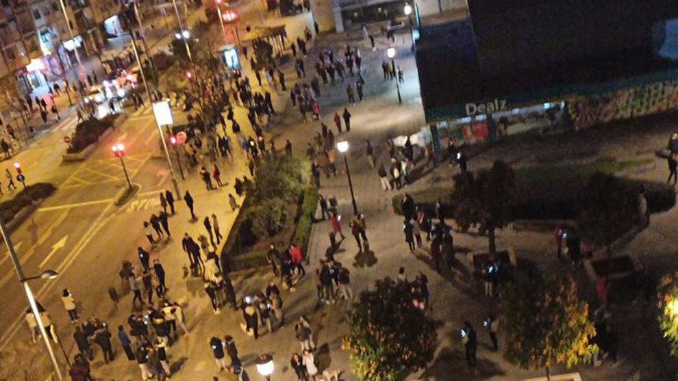 Terremoto en Granada: Cientos de personas salen a la calle por miedo a los seísmos