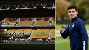 Se cumplen 10 partidos de Premier League para los Wolves sin Raúl...