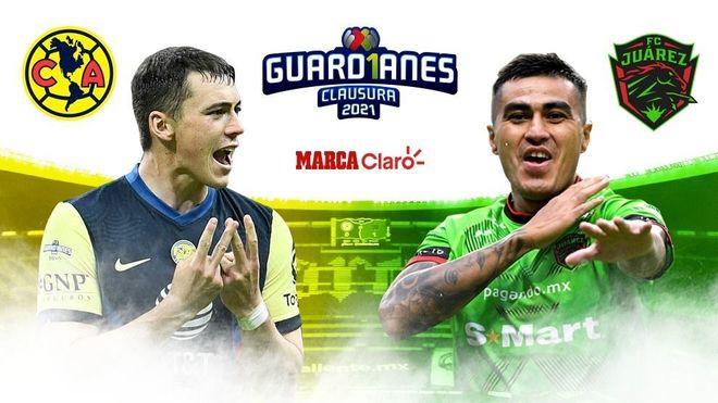 Liga MX hoy: América vs Bravos de Juárez en vivo y en directo...