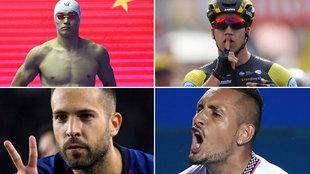 Los deportistas más odiados del mundo