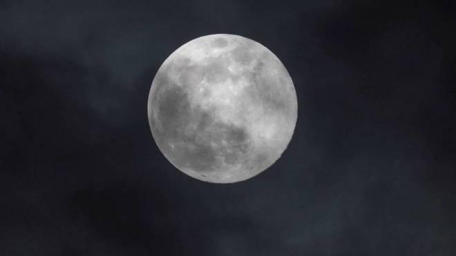 Luna llena enero 2021 hoy Luna del lobo