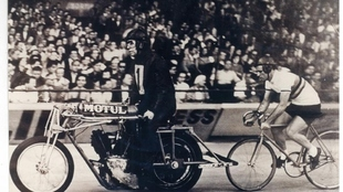 Onofre Oliver junto a Guillermo Timoner en su segundo Mundial.