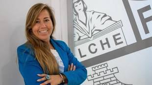 Patricia Rodríguez, exejecutiva del Elche.