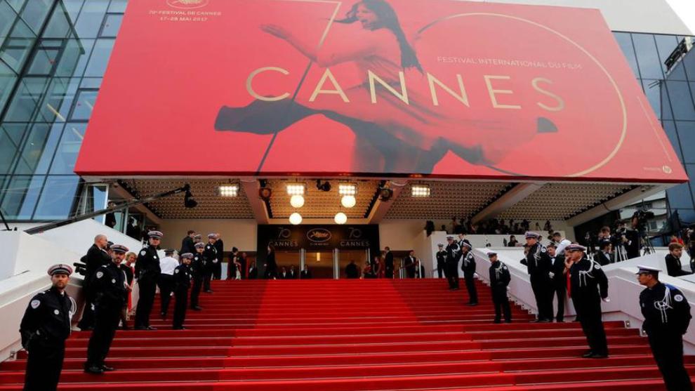 El Festival de Cannes se retrasa a julio por la pandemia de la...