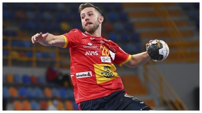 Aleix Gómez, jugador de los España, estará hoy en cuartos del...