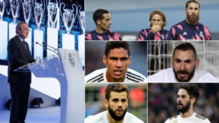 Real Madrid won't change contract renewal policy