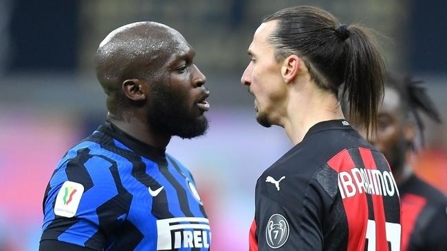 Why did Ibrahimovic accuse Lukaku of doing voodoo?