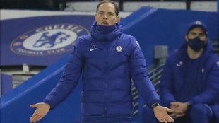 Tuchel coaching Chelsea