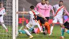 El Rayo soñó con la machada tras el gol del madridista Fran García