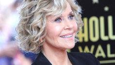 Se reconoce la carrera cinematográfica de Jane Fonda y su labor como...