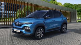 El Renault Kiger, destinado al mercado indio, también se...
