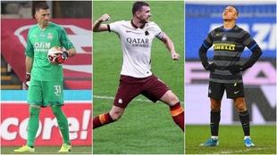 Un viejo conocido de LaLiga puede volver a la Real, trueque de veteranos entre Inter y Roma...