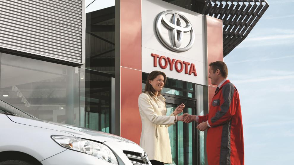 Toyota fue líder mundial en 2020 con 9,52 millones de unidades vendidas.