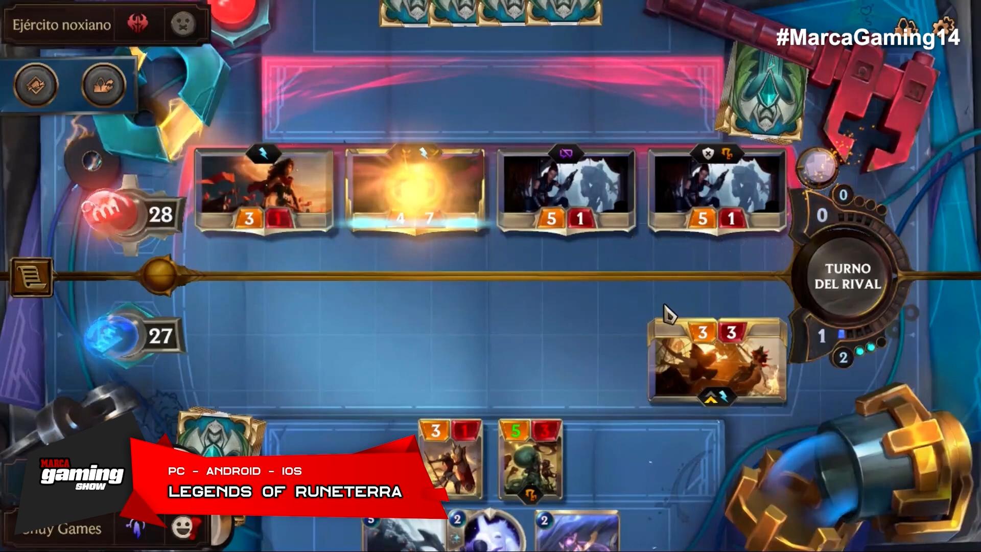 Runeterra (PC, IOS, ANDROID)