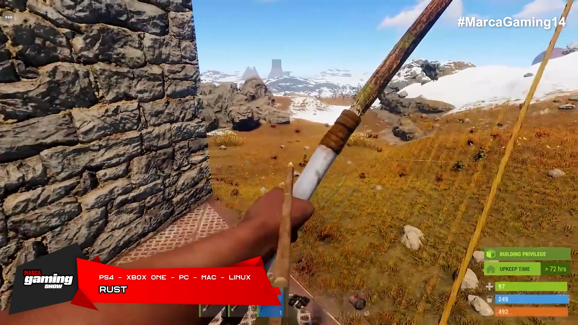 Rust (PC - PS4 - XBOX ONE)