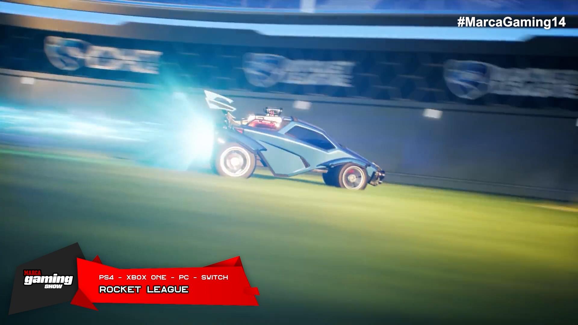 Rocket League (PC - PS4 - XBOX ONE - XBOX SERIES - SWITCH)