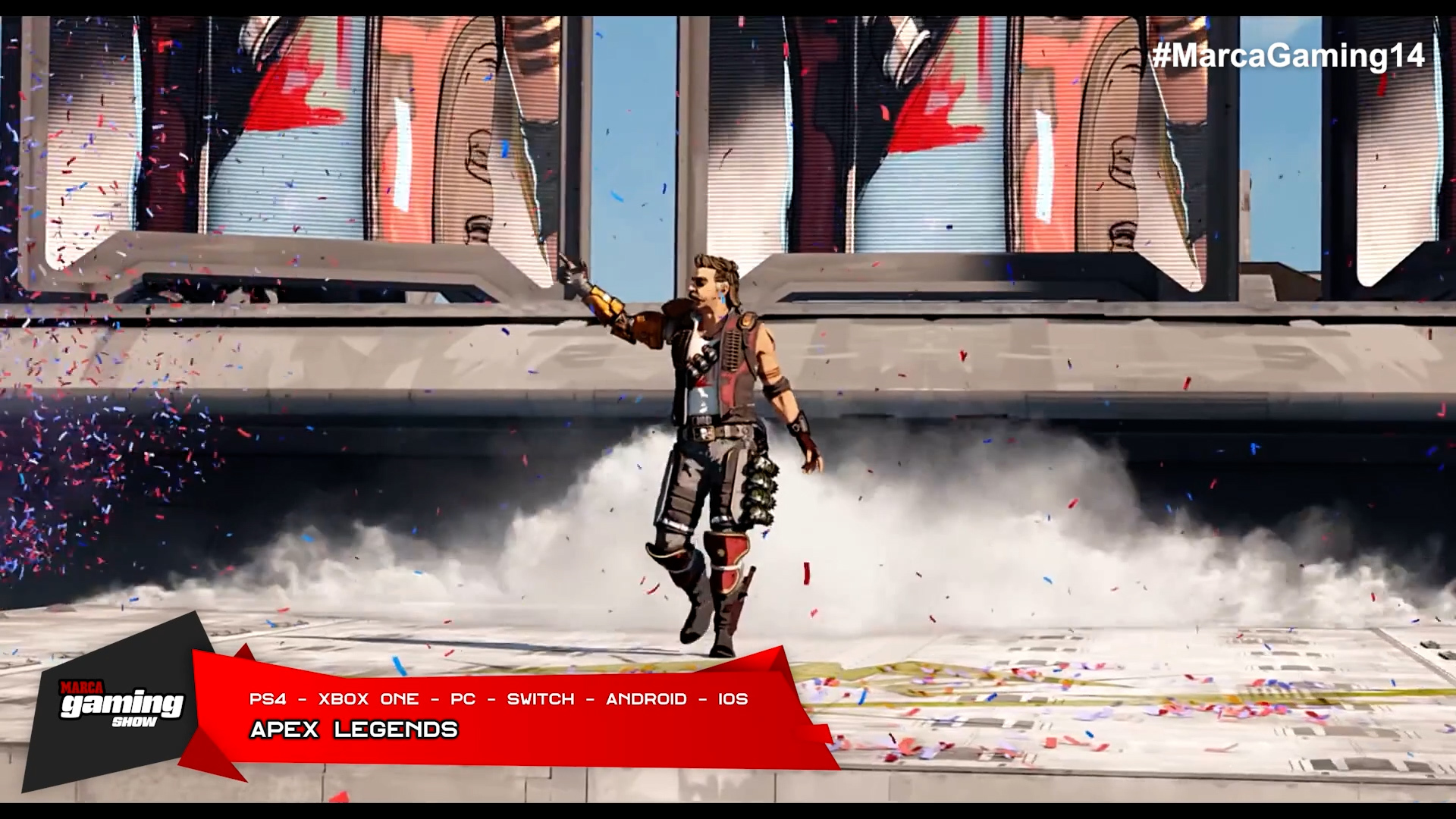 APEX Legends (PC - PS4 - XBOX ONE - SWITCH - IOS - ANDROID)