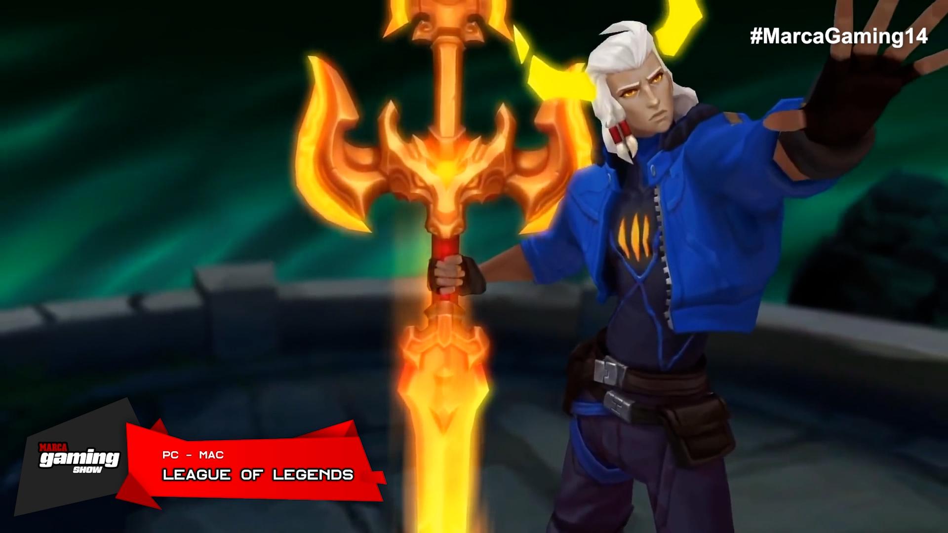 League of Legends (PC - MAC)