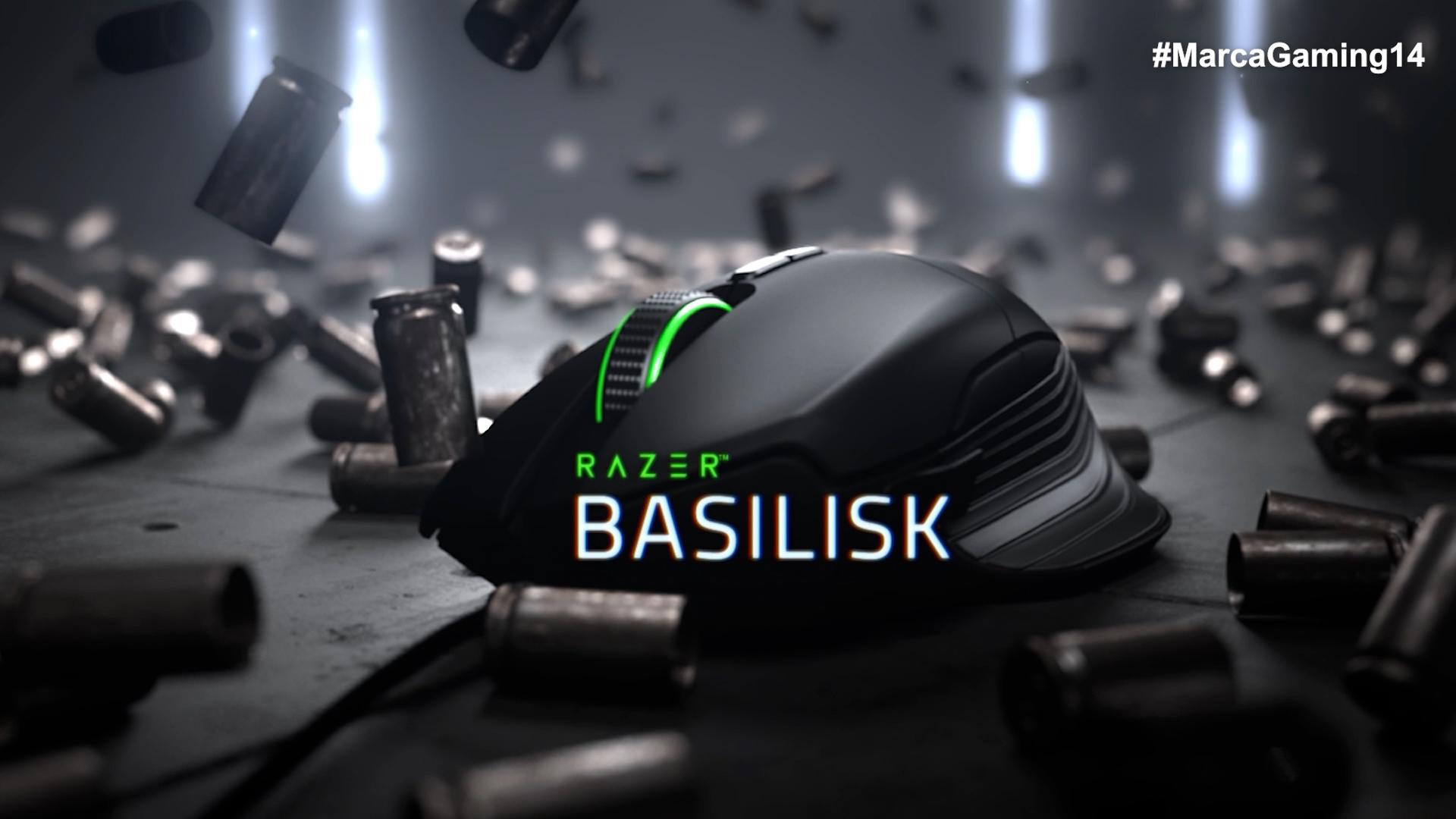 Ratón Razer Basilisk