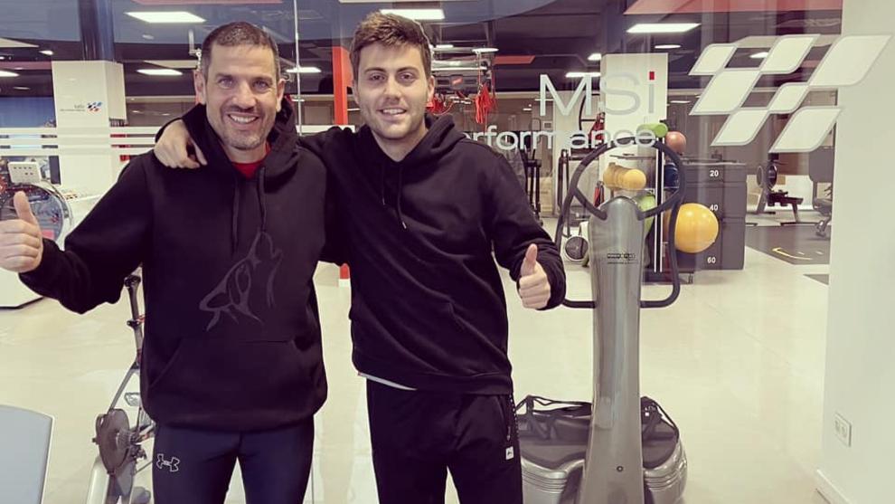 Pepe López y su nuevo copiloto en el MSI de Teo Martín, donde...