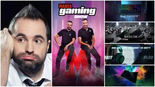 MARCA Gaming Show, en directo: el imitador Raúl Pérez y un sorteo de periféricos de Razer