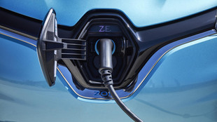 El Renault Zoe fue el coche eléctrico más vendido en Europa en 2020.