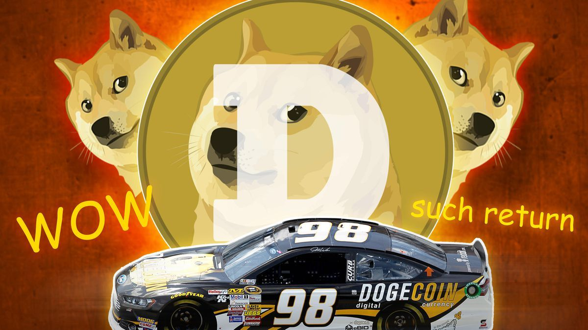 Stock Data shows Dogecoin will hit a Dollar, currency now worth ,200 million