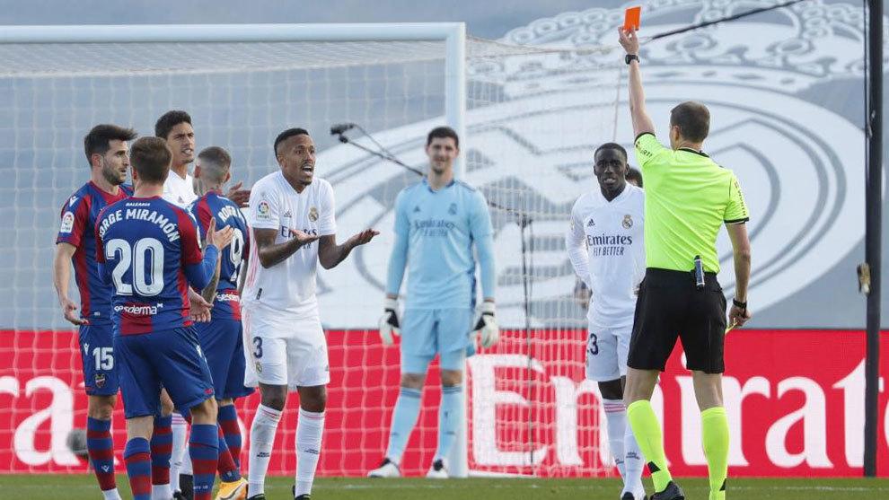 El Real Madrid no está para LaLiga