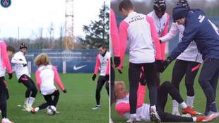 Neymar destroza a la experla del Barcelona: la reacción de sus compañeros lo dice todo