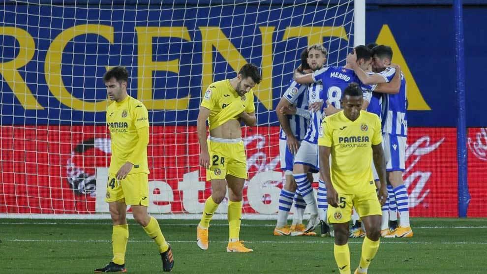 Isak deja mudo al Villarreal