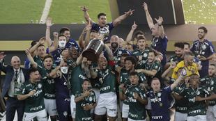 Palmeiras, campeón de la Copa Libertadores