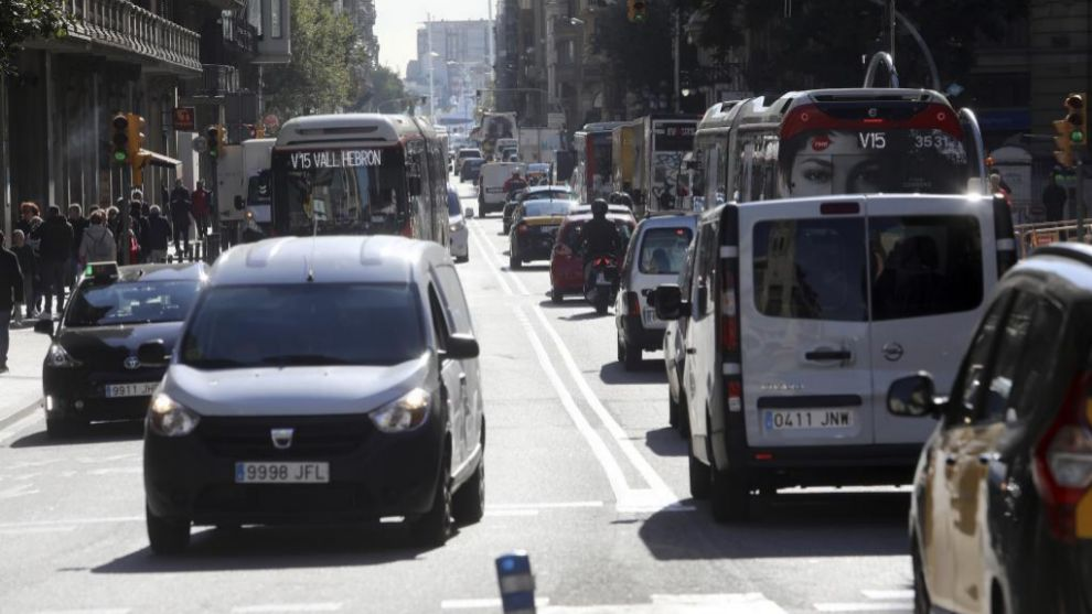 Las ciudades españolas con más y menos tráfico en 2020 (hay sorpresas)