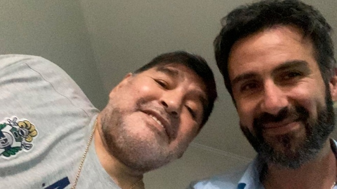 Maradona's doctor and a shocking voice message: Fatty is going to die sh*tting himself