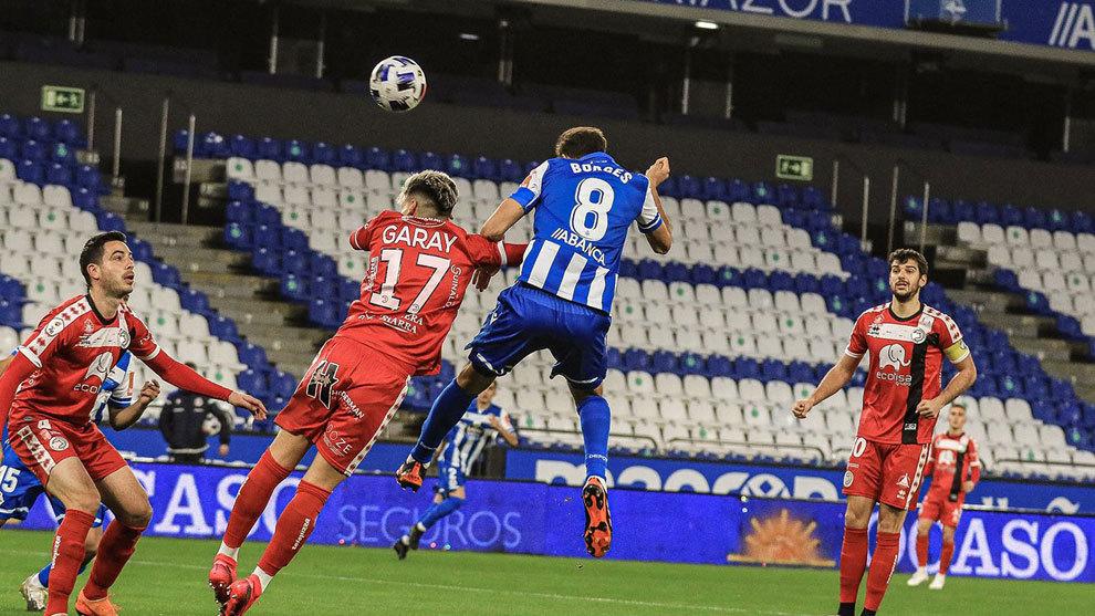 Situación crítica en el Deportivo en su cuarto partido seguido sin ver puerta