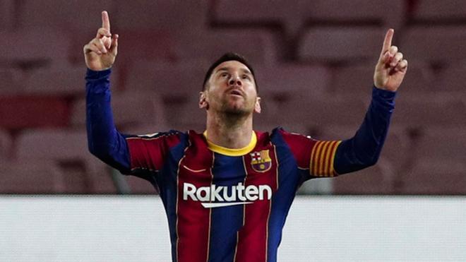 Barcelona vs Athletic Club: Messi lleva de la mano al Barcelona hacia el  subliderato - LaLiga Santander