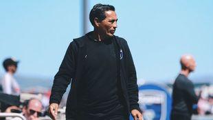 Benjamín Galindo aprecia los momentos de su recuperación.
