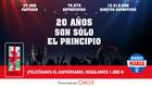 Radio MARCA cumple 20 años ¡Regalamos 1.000 euros!