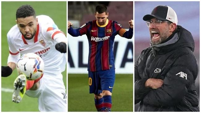 Últimas horas de mercado: ¿robo de la Premier al Sevilla?, la fórmula Messi...