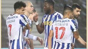 Porto vence al Rio Ave en el partido 250 del Tecatito.
