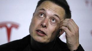 Elon Musk, presidente y cofundador de Tesla.