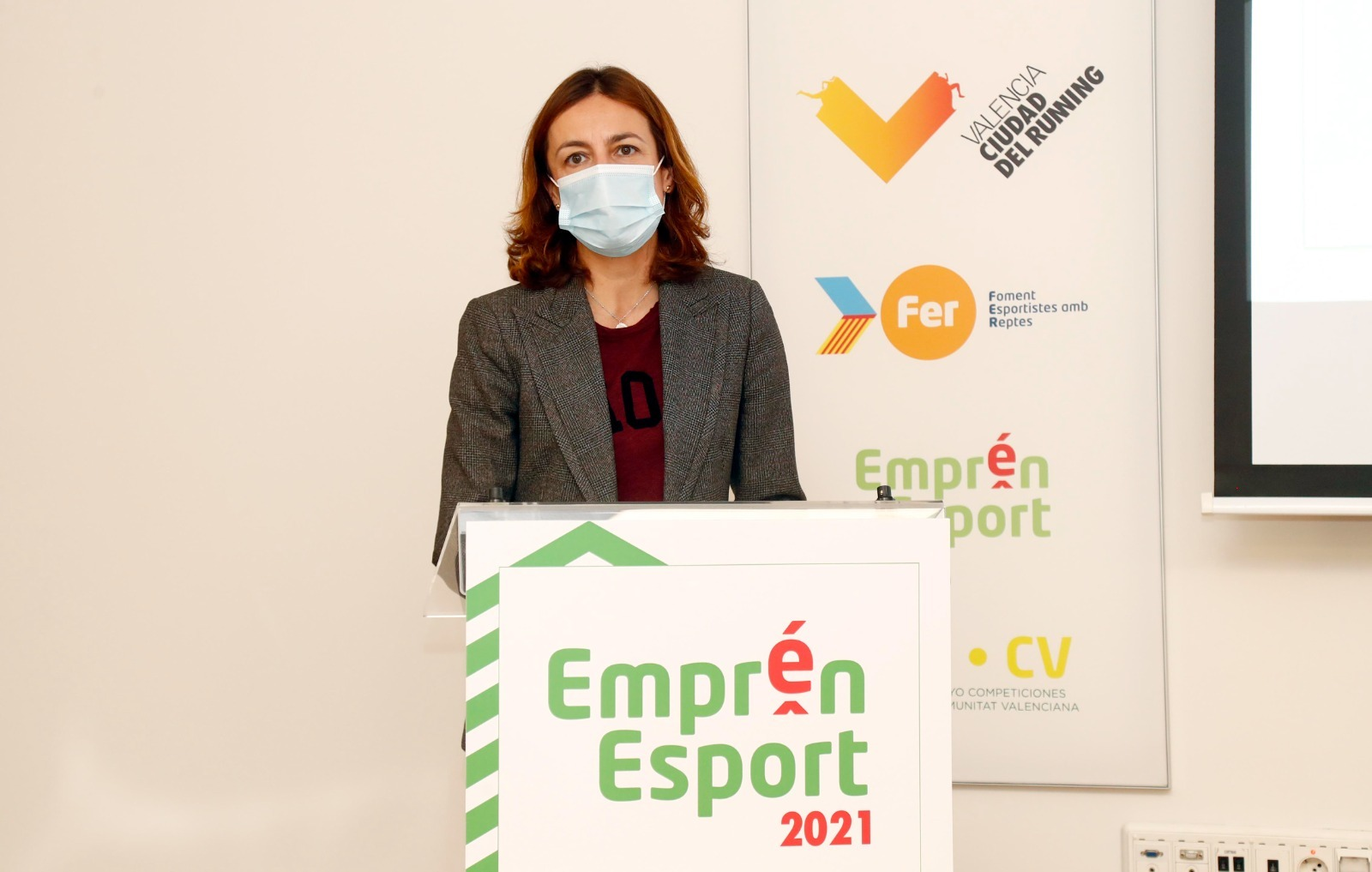 La directora de la Fundación Trinidad Alfonso, Elena Tejedor.