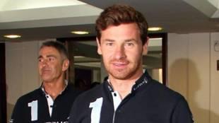 André Villas-Boas, entrenador del Olympique de Marsella