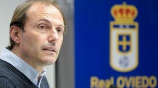 Francesc Arnau, director deportivo del Oviedo