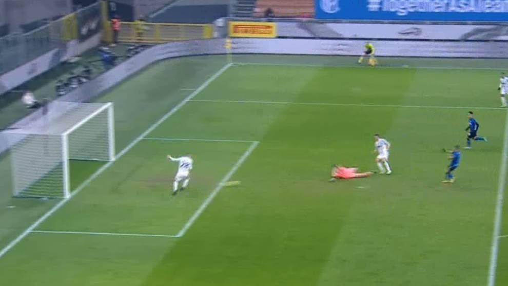 Inter - Juventus en directo