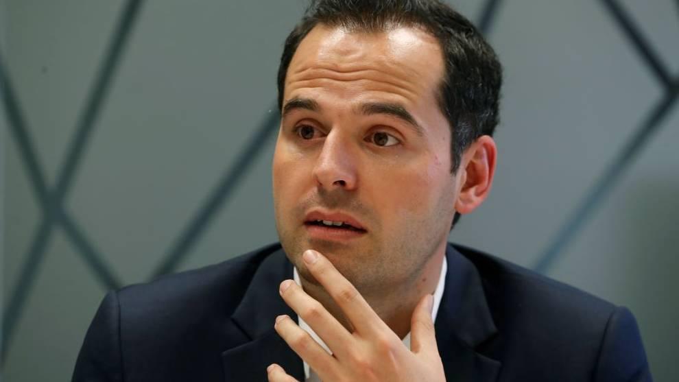 Ignacio Aguado en una imagen de archivo