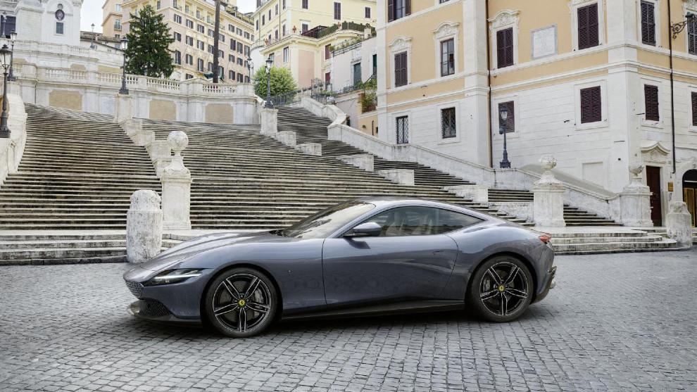 El Ferrari Roma es el modelo de la marca italiana más vendido en España.